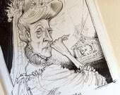 Dickens Character Original Pen Portrait: Miss Havisham