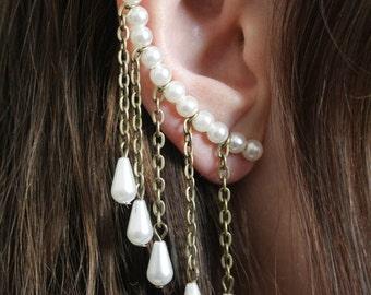 ear cuff chains