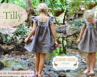 BG Originals The Tilly pdf pattern