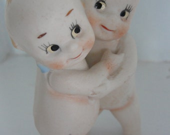 Vintage collectible Reproduction Kewpie doll Huggers