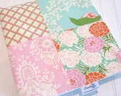 Patchwork Baby Blanket/Up Parasol/Organic Cotton Fleece