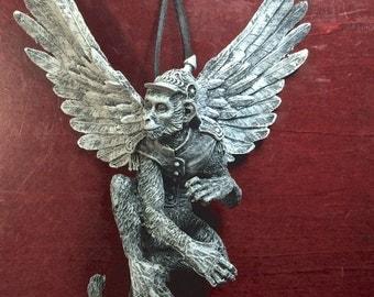 Flying Monkey Ornament