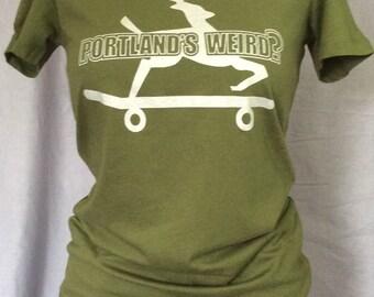 Woman's Style, Portland's Weird, Keep Portland Weird, Portlandia, Portland Oregon