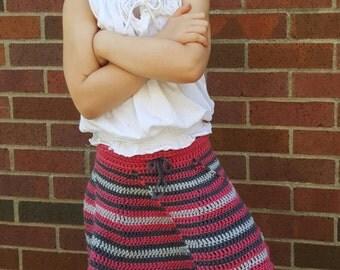 PATTERN: Tilt-a-Whirl Skirt (Doll/Preemie to Adult)