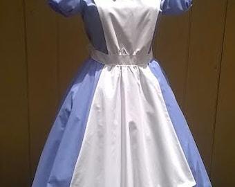 Alice in Wonderland-Traditional as seen in the original Disney movie