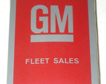 GM Fleet Playing Cards General Motors Playing Cards Maroon Deck Games Swap Trade Crafts Art