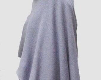 50/50 cashmere silk scarf(wrap)