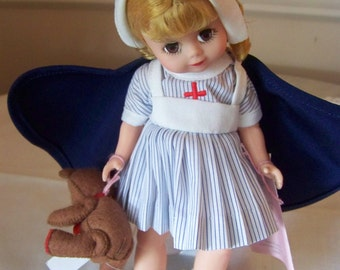 Get well wishes Nurse doll Madame Alexander 8 in doll