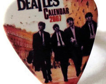 The Beatles Promo Guitar Pick