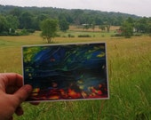 P67 - Abstract Expressionism Postcards