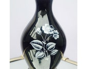 """Wade """"Black Frost"""" Range Vase 1965-62"""