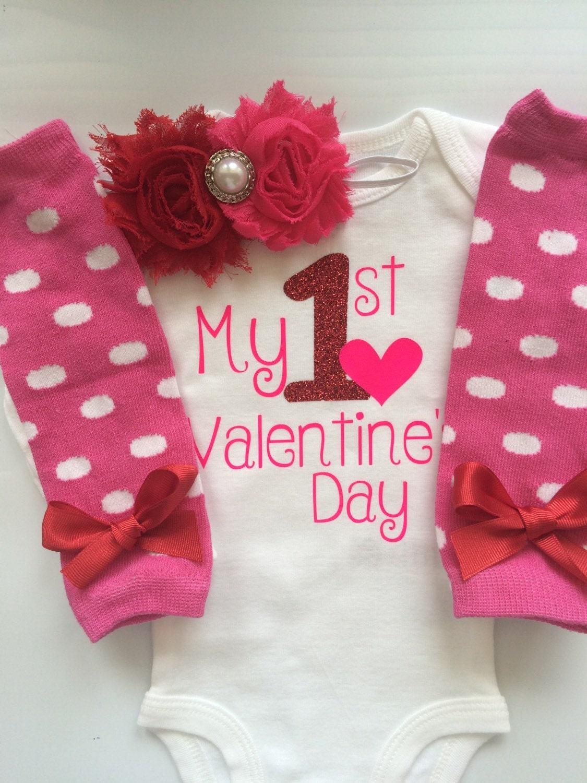 Baby girl 1st Valentines Day baby girl valentine s day
