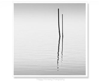 Black and White Minimalist Photography, Minimalist Wall Art, Minimalist Art, Fits IKEA RIBBA