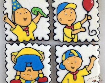 Caillou Cookies