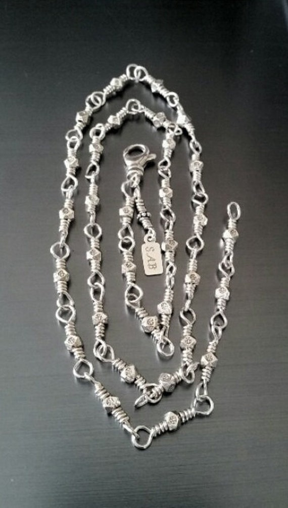Sterling Neck Chain