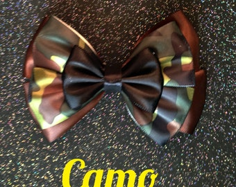 Camouflage Bow