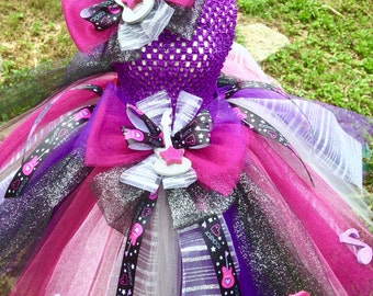 Rockin' Out Tutu Ready2Ship Perfect Pageant wear, OOC, special event, photo shoot  REDUCED