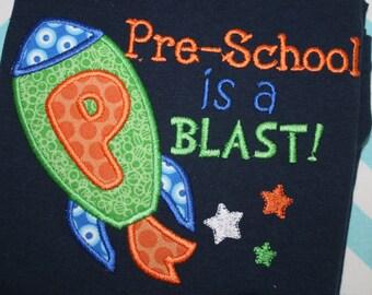 School is a Blast