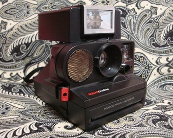 Camera Polaroid Pronto Sonar One Step Land Camera