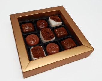 Petit Four & Chocolate Candy Soaps Box Set