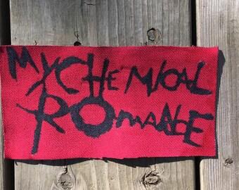 My Chemical Romance patch