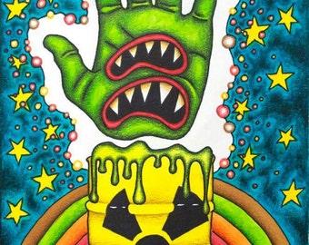 Toxic Hand