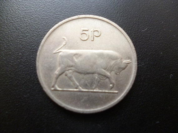 1982 eire 5p coin value