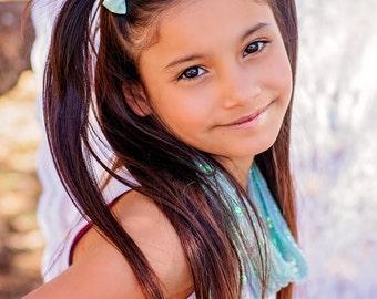 infant hair bow, small cute bows, kids accessories, little hair bows