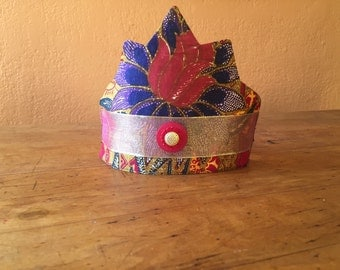 Princess Lotus Crown, dress up crown