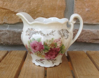 Vintage creamer pitcher-free shipping