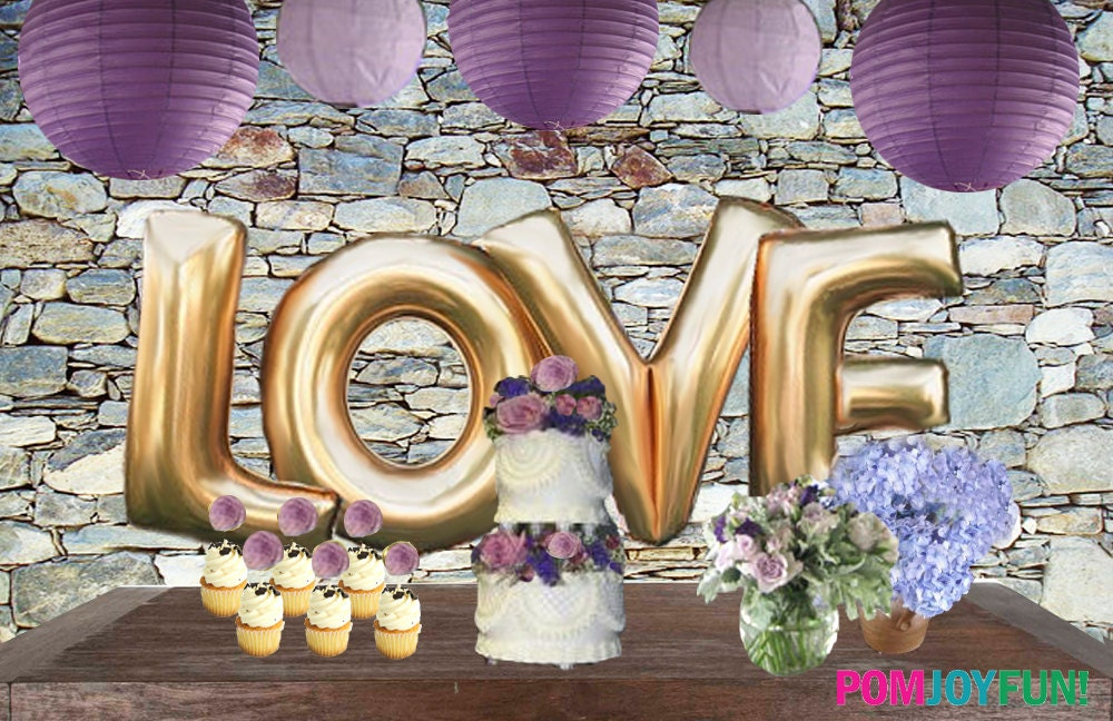 love balloons gold or silver foil letter balloons super jumbo balloons 40 inch love balloons