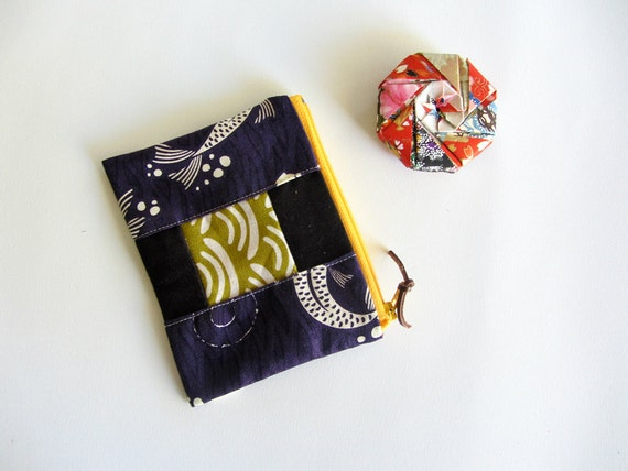 Credit card pouch coin purse origami pouch asian coin - photo#11