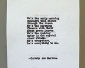Your poems about asshole boyfriend contains