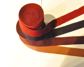 Grosgrain Ribbon Cottonribbon for Millinery