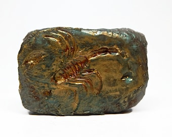 Scorpion Fossil Style Soap - Choose your Scent
