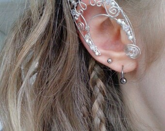Faery ears, Elven ears, Faery ear cuffs, Elf ears