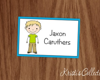 Boys Bag Tag,  Luggage Backpack Diaper Sports Bag Tag, Personalized Kids Gifts, Boys Gifts