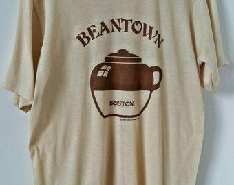 Vintage Boston Shirt
