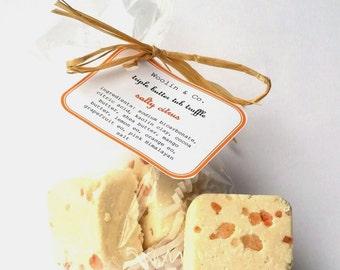 Triple Butter Tub Truffle-Salty Citrus