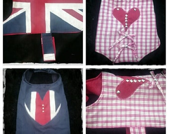 Dog coat customised