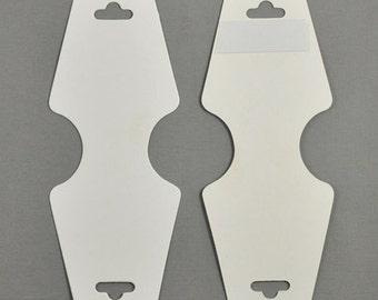 50 Pack - Headband Hanger Cards