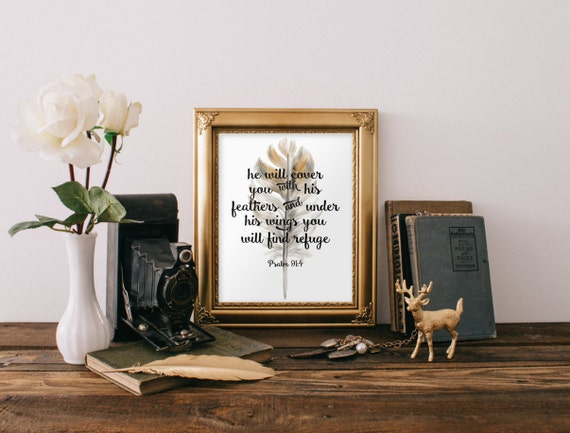 Christian Wall Decor For Nursery : Nursery bible verse christian decor verses for the wall