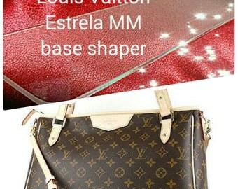 Base Shaper for Louis Vuitton Estrela MM. The hand bag is not for sale !