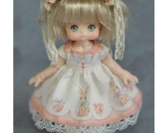 OOAK Candy Smoothie Original Resin head + Obitsu11 Body Doll