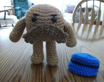 Crochet Starchy from Adventure Time, Made to Order