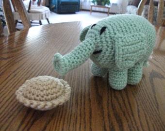 Crochet Tree Trunks from Adventure Time, Made to Order