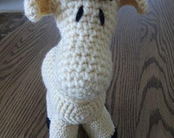 Crochet Giraffe, Made to Order