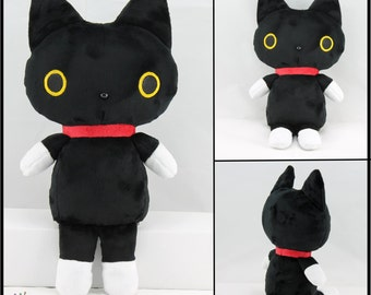 Kutusita Nyanko plushie - made to order