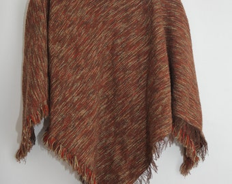 One of a kind vintage poncho
