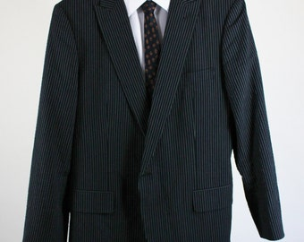 Pinstripe sport coat | Etsy